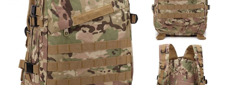 Terepmintás katonai ruházat
